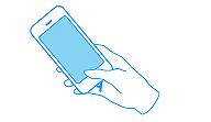 勤怠・就業管理、スマートフォン対応